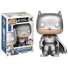 Funko POP! White Lantern Batman #139 NYCC Exclusive FunKo