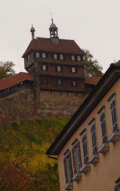 Haus auf dem Berg, Esslingen, Foto: S. Hopp