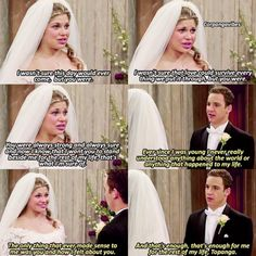 Topanga and Cory's vows