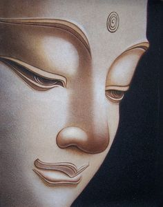 Buddha: Serenity-Personified
