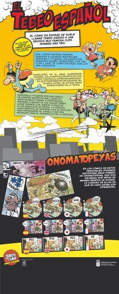 TEBEOS CON CLASE (PRIMARIA) Tebeo español