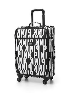 35 New Ideas For Travel Bag Victoria Secret Cute Luggage, Travel Luggage, Pink Luggage, Travel Bags, Rimowa Luggage, Luxury Luggage, Luggage Sets, Pink Suitcase, Victoria Secret Pink