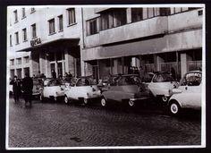 Automobilia BMW Isetta on The Street of Belgrade Serbia Old Photo 1 | eBay
