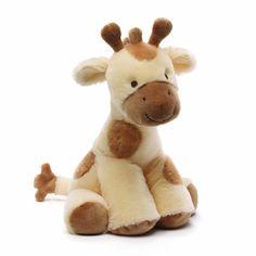 Amazon.com : Gund Baby Gund Niffer Giraffe Deluxe Keywind Musical : Toys & Games $22.00