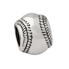 Baseball  #baseball I need this for my pandora bracelet!!