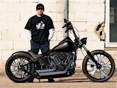 Harley Davidson Night Train | I Love Harley Bikes