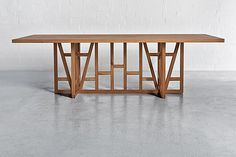 Table Fachwerk by Vitamin Design 05