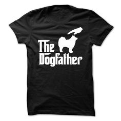 The DogFather Finnish Lapphund T-Shirts, Hoodies. Get It Now ==> https://www.sunfrog.com/Pets/The-DogFather-Finnish-Lapphund.html?id=41382