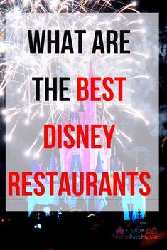 What are the magic best Disney restaurants for adults. CLINK IMAGE to learn more!  #WaltDisneyWorld #DisneyFood Disney World Vacation Planning, Walt Disney World Vacations, Disney Planning, Disney Trips, Trip Planning, Disney World Characters, Disney World Theme Parks, Disney World Food, Disney Parks