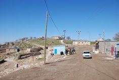 Yayvan (Tılêtin) Köyünün Girişi