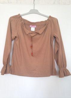 À vendre sur #vintedfrance ! http://www.vinted.fr/mode-enfants/filles-chemises-et-t-shirts/24626522-t-shirt-doux-manches-longues-orchestra-10-ans