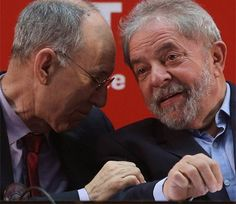 Lava-Jato: em países sérios, Lula, Jaques Wagner e Rui Falcão já estariam presosNone