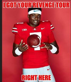 Buckeyes Football, Ohio State Football, Ohio State University, Ohio State Buckeyes, College Football, Football Snacks, Carolina Football, My Ohio, Football Quotes