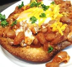 """Huevos Rancheros Tostados: """"Where is the 10 stars option? This is a fantastic recipe! So easy to put together, and the outcome was terrific!"""" -Vseward (Chef~V)"""