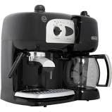 Delonghi BCO 261B.1 - Expresso combiné cafetière