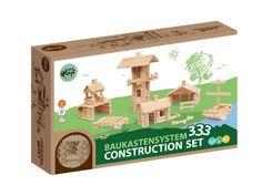 Holzspielzeug - Baukasten-System - Baukasten 333