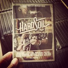 Get your copy at www.hardsoilfilm.com