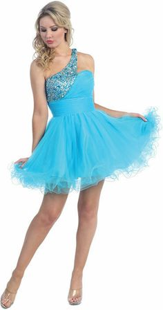 Fun Short Tutu Prom Sweet 16 Party Dress Sequined Straps Dazzling Formal Gown | eBay