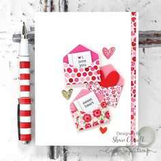 Our BRAND NEW Limited Edition Valentines Card Kit! - Simon Says Stamp Blog
