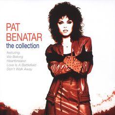 Love Is A Battlefield, a song by Pat Benatar on Spotify Pat Benatar, Hard Rock Music, Pop Rock Music, Heavy Metal Bands, Listen To Free Music, Top 10 Hits, Music Album Covers, Artist Album, Badass Women