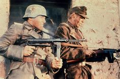 Cross of Iron - Publicity still of James Coburn & Maximilian Schell. The image measures 1920 * 1191 pixels and was added on 6 September Maximilian Schell, Cross Of Iron, Sam Peckinpah, Picture Store, Movie Pic, David Warner, War Film, Military Diorama, Original Movie Posters