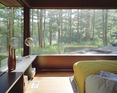 Quirky design features at Kettle Hole House, New York