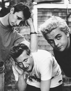 Mike, Tre, and Billie.