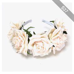 Jolene Flower Crown