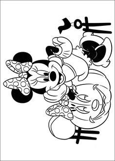 minnie maus 46 ausmalbilder für kinder. malvorlagen zum ausdrucken und ausmalen   abc