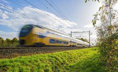Águas de Pontal: Trens elétricos na Holanda já são 100% abastecidos...