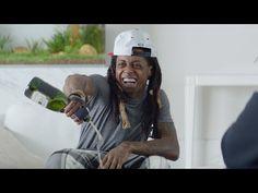 New Galaxy S7 Rand Anzeige mit Lil 'Wayne auf seinem Telefon eine Flasche Champagner gießen - http://dastechno.com/new-galaxy-s7-rand-anzeige-mit-lil-wayne-auf-seinem-telefon-eine-flasche-champagner-giesen/