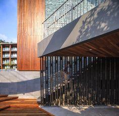 Gallery of KC Grande Resort & Spa-Hillside / Foundry of Space - 9