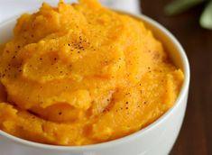 Sage Roasted Butternut Squash Puree - Hold the Grain Kosher Recipes, Pureed Food Recipes, Easy Healthy Recipes, Easy Meals, Cooking Recipes, Prep & Cook, Squash Puree, Potato Puree, Soft Foods