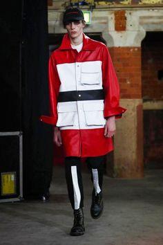 Agi & Sam アギ&サム ロンドン ファッション ウィーク