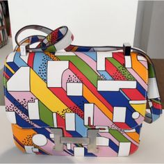 30088551bc Hermes Multicolor On A Summer Day Print Constance III Bag spring summer 2017
