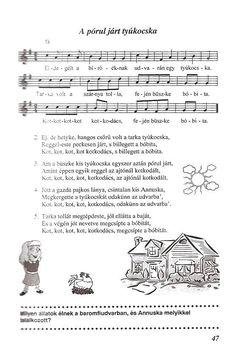 Albumarchívum Jena, Preschool Activities, Farm Animals, Tarot, Sheet Music, Album, Songs, Kindergarten Activities, Music Score