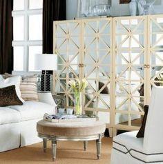 Glamorous furniture and design ideas - mirror furniture - mirrored furniture.jpg
