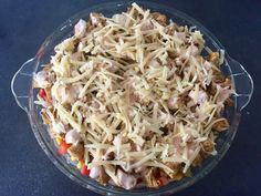 Ser na zapiekance Coconut Flakes, Cabbage, Spices, Vegetables, Food, Spice, Essen, Cabbages, Vegetable Recipes