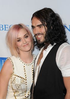 Russell Brand Jokes About Sex With Katy Perry, Says He'd 'Think Of Anyone Else'