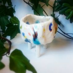 Mini planter - Handmade ceramics   www.facebook.com/openhous3  https://instagram.com/open_house_studio/