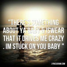Stuck On Stupid Lyrics .. Im In Lovee w/this song ! ♡