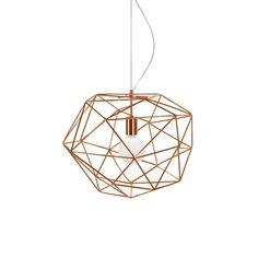 Suspension diamant - Cuivre - GM - Globen