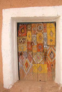 Tighmart Oasis,  Guelmin, Morocco