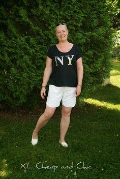 XL Cheap & Chic: Mustaa ja valkoista - Black and White...