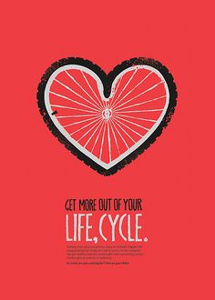 Get more out of your life, Cycle.