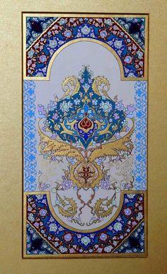 Islamic Motifs, Islamic Art Pattern, Arabic Pattern, Pattern Art, Persian Pattern, Persian Motifs, Doodle Drawing, Arabian Art, Illumination Art