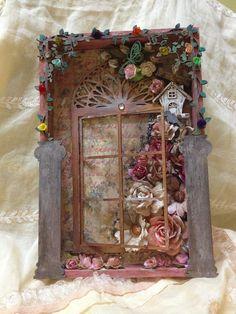 Secret Garden Gate   My Butterfly Garden