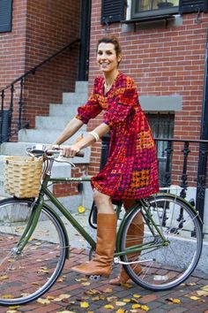 Fall Bike Trend: 7 Chic Riding Boots