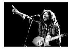 Richard Aaron, Bob Marley Print on OneKingsLane.com