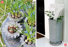 12 Awesome Concrete and Cinder Block Outdoor DIY Projects! #cinderblocks #cinderblockbench Concrete Crafts, Concrete Projects, Outdoor Projects, Diy Projects, Cinder Block Bench, Cinder Blocks, Backyard Paradise, Summer Diy, Backyard Landscaping